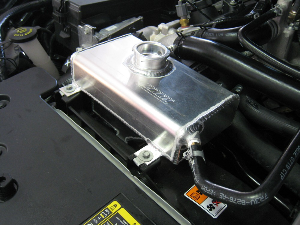 tank installed 1