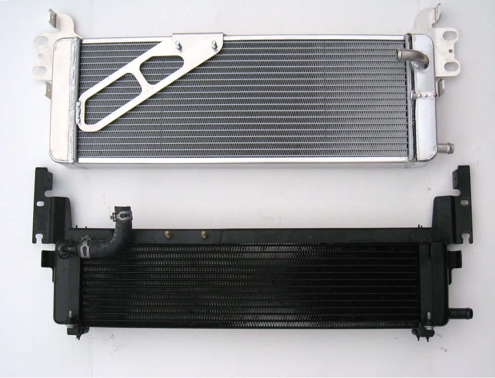 Lethal Performance/ AFCO GT500 Pro-Series Dual Pass Heat Exchanger ...